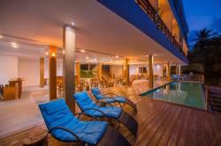 hotel s bazénem Maledivy
