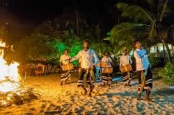 tradiční maledivské tance