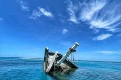 vrak-lodi-na-Maledivach