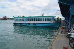 veřejný trajekt Ferry