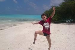 Radost na pláži