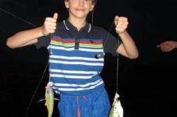 Šťastný rybář