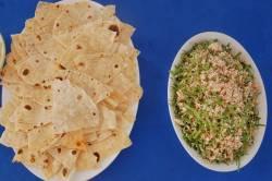 tradiční maledivská snídaně