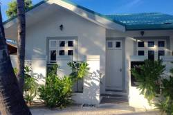 penzion Felidhoo Maledivy