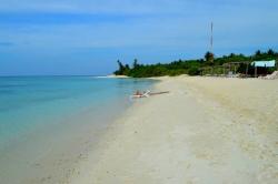 pláž Feridhoo Maledivy