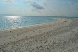 pláž a slunce, Maledivy