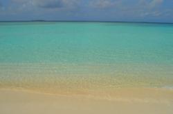 krásné barvy oceánu