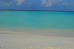 Maledivy bez lidí