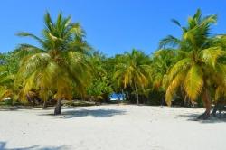 Maledivy, ostrov Fodhdhoo