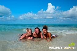Naši klienti na Maledivách 7