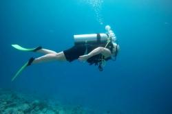 přístrojové potápění