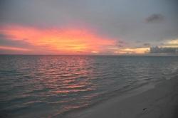 Romantika na Maledivách, ostrov Thoddoo