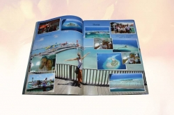 fotokniha Maledivy