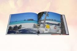 fotokniha Maledivy - střed