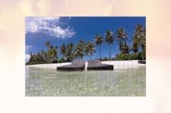 puzzle Maledivy