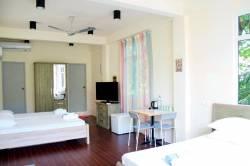 kompletně vybavený apartmán