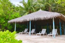 pláž Fulhadhoo