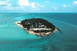 ostrov Fulidhoo Maledivy