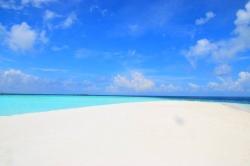 modř Malediv