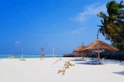 turistická pláž