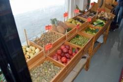 ovoce Maledivy