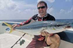 můj rybářský úlovek
