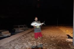 rybí úlovek