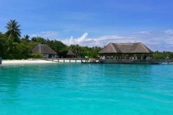 dokonalé barvy Malediv