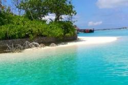 barvy Malediv