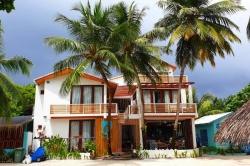 hotel na ostrově Fulidhoo