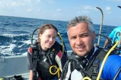 Dalie a Martin Maledivy