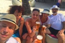 pivo v resortu