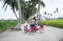 holky na Maledivách