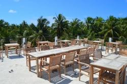 Maledivy ostrov Dhigurah