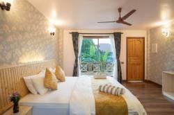 pokoj hotel ostrov Ukulhas