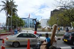 náměstí Maledivy