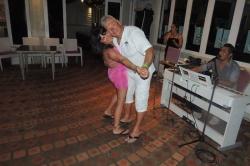 Tanec v resortu