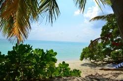 pláž ostrov Thoddoo
