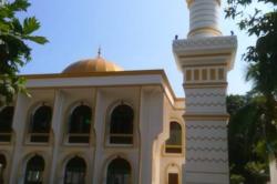 mešita Maledivy