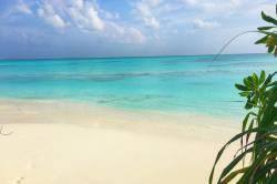 krásná pláž