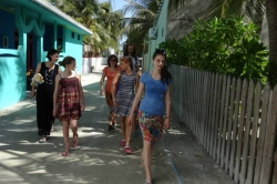 Dovolená na Maledivách - Kabelíkovi na Huraa