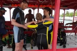 Dovolená na Maledivách - jedeme se potápět