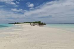 konec ostrova Dhigurah