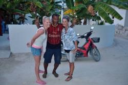 Dovolená na Maledivách - Kamča a Martin