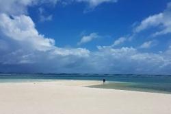 organizovaný výlet na Maledivách