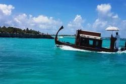 překrásné Maledivy