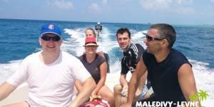 Dovolená na Maledivách - výlet