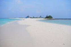 Pláž picnic ostrova
