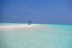 Samota na písčině