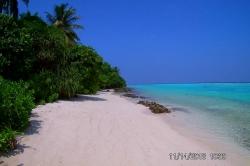 úchvatná pláž
